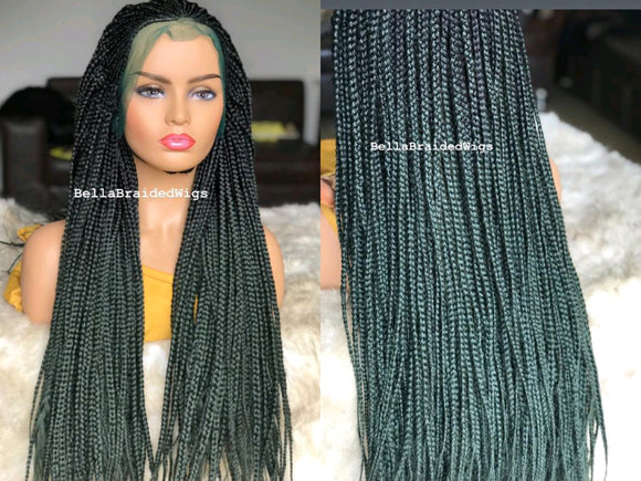 Bella Braided Wigs -  BBW 107 - Bella Braided Wigs