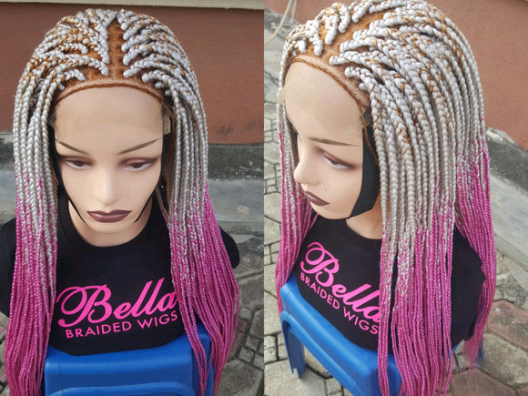 Bella Braided Wigs -  BBW 111 - Bella Braided Wigs