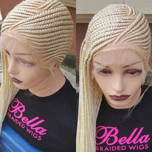 Bella Braided Wigs -  BBW 186 - MTO - Bella Braided Wigs