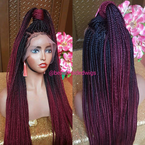 Bella Braided Wigs - Bella - Bella Braided Wigs
