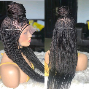 Bella Braided Wigs -  BBW 218