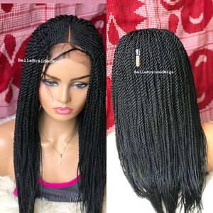 Bella Braided Wigs -  BBW 233 - Bella Braided Wigs
