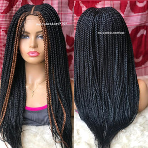 Bella Braided Wigs -  BBW 240