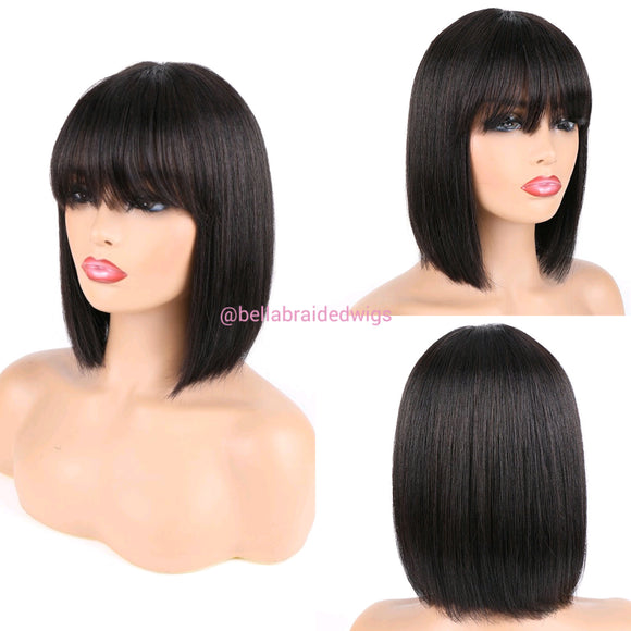 Bella Virgin Wigs - Suzy - Bella Braided Wigs