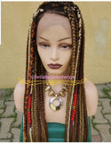 Bella Braided Wigs - Cyn - Bella Braided Wigs