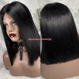 "Bella Virgin Wigs - June 14"" (Available in Color 1, 1b, 2, 30, 99J, 530)"