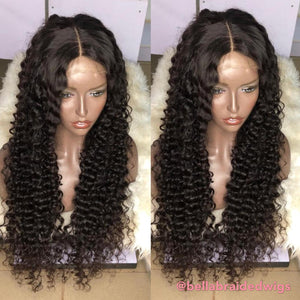 BELLA RAW EXOTIC VIRGIN WIGS - May