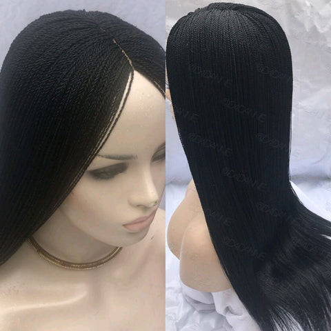 Bella Braided Wigs - Chioma - Bella Braided Wigs