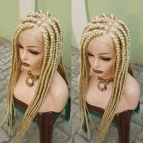 Bella Braided Wigs - Temi