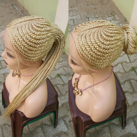 Bella Braided Wigs - Wumi - Bella Braided Wigs