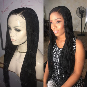 Bella Braided Wigs - Amada - Bella Braided Wigs