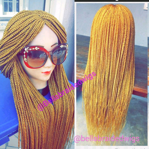 Bella Braided Wigs - Bea - Bella Braided Wigs
