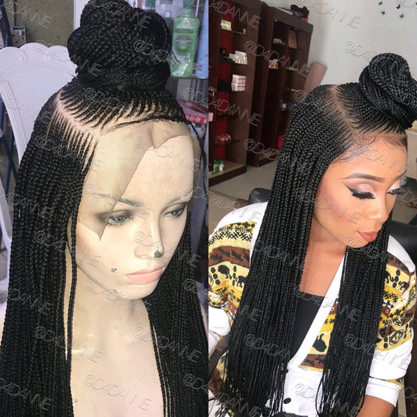Large Cap Size Wigs African American