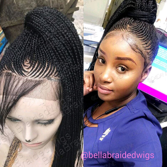Bella Braided Wigs - Adanne - Bella Braided Wigs