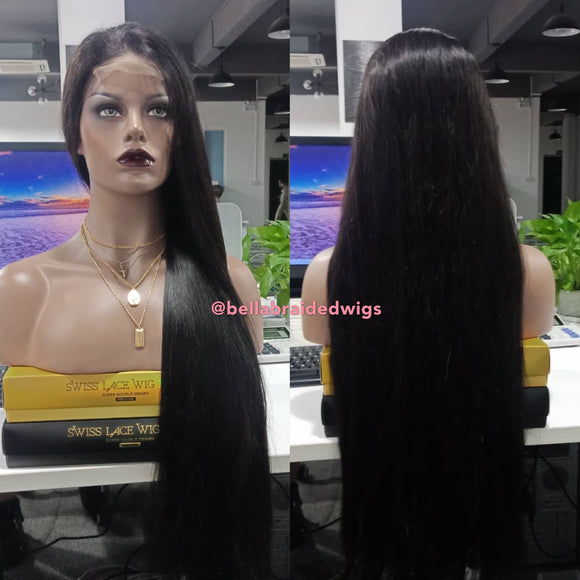 Bella Virgin Wigs - Brandy - Bella Braided Wigs