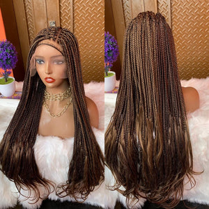 Bella Braided Wigs - ABI - 200 - Bella Braided Wigs