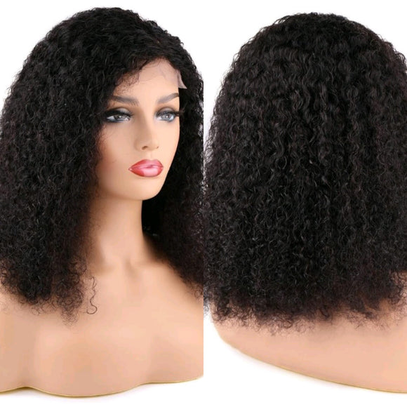 BELLA VIRGIN WIGS - Afro Kinky - Bella Braided Wigs