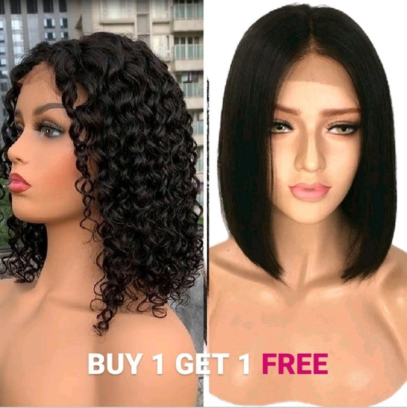 Bella Virgin Wigs - Buy 1 Nene Get 1 Free Michela - Bella Braided Wigs