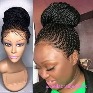 Bella Braided Wigs - Adanna - Bella Braided Wigs