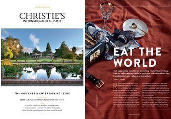 <div style=<ul><li><strong>CHRISTIE'S INTERNATIONAL REAL ESTATE </strong></li><li>JANUARY 2020</li></div></ul>