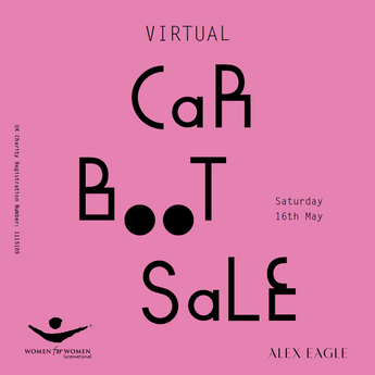 <div style=<ul><li><strong>THANK YOU! </strong></li><li>WOMEN FOR WOMEN VIRTUAL CAR BOOT SALE</li></div></ul>