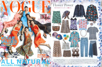 <div style=<ul><li><strong>VOGUE JAPAN </strong></li><li>MARCH 2020</li></div></ul>