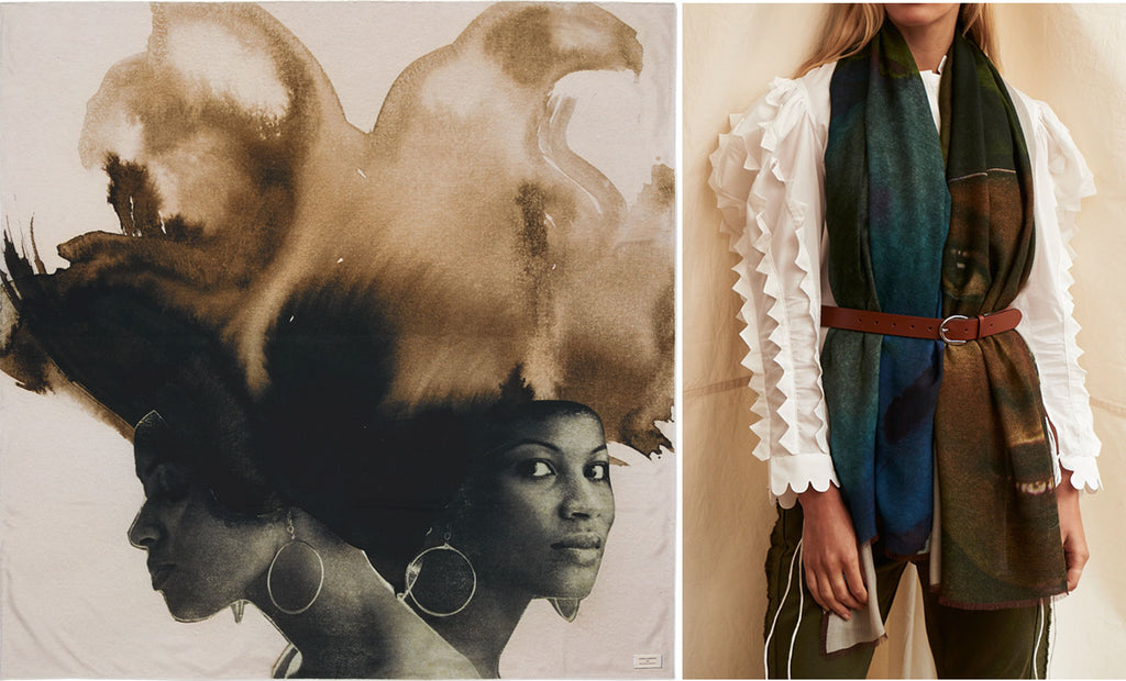 JANE CARR X Lorna Simpson for Hauser & Wirth 1