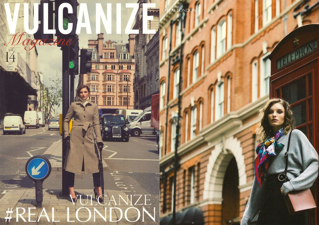 Vulcanize Autumn/Winter 2017