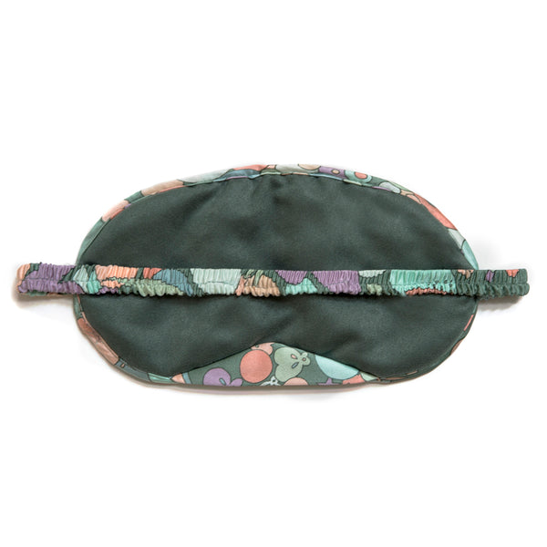 JANE CARR X LA MER, ESTÉE LAUDER - Travel eye mask in matching suede pouch
