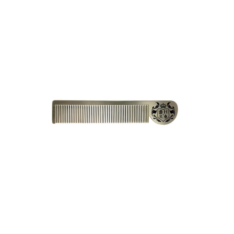 Esquire Hair and Beard comb - spa-noir