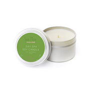 Day Spa Aromatherapy Candle - spa-noir