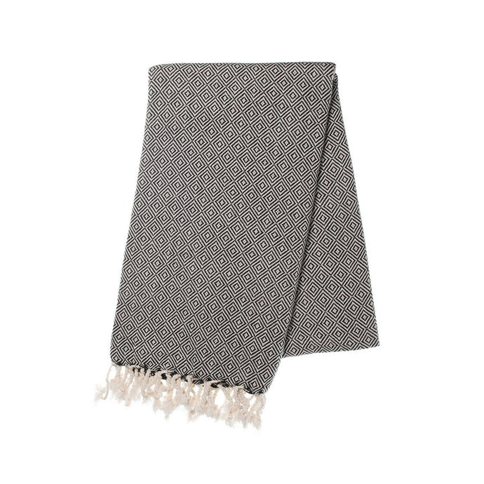 Turkish Towel - spa-noir