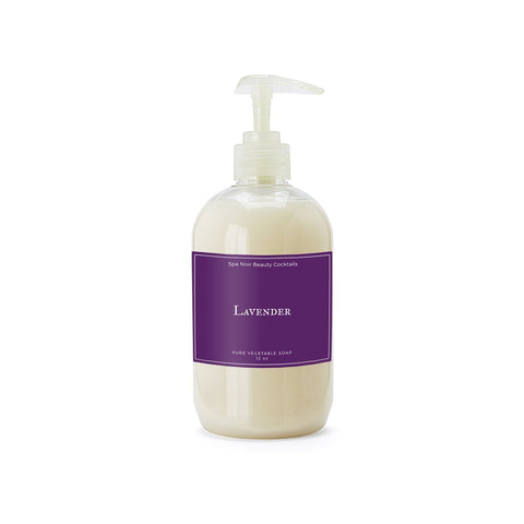 Lavender Hand Soap - spa-noir
