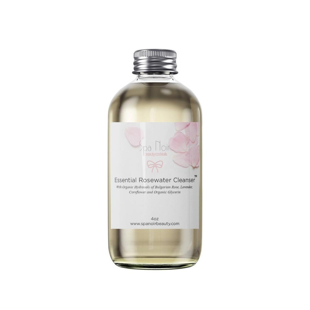Essential Rosewater Cleanser™ - Spa Noir