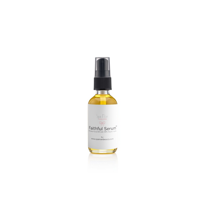 Faithful Facial Serum™ - Spa Noir