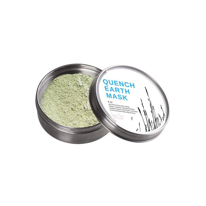 Quench Earth Mask - Spa Noir