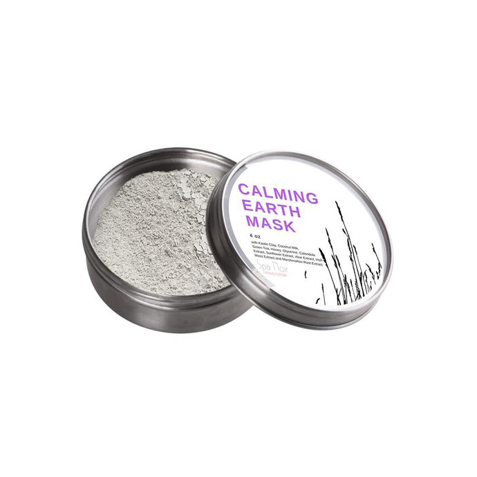 Calming Earth Mask - Spa Noir
