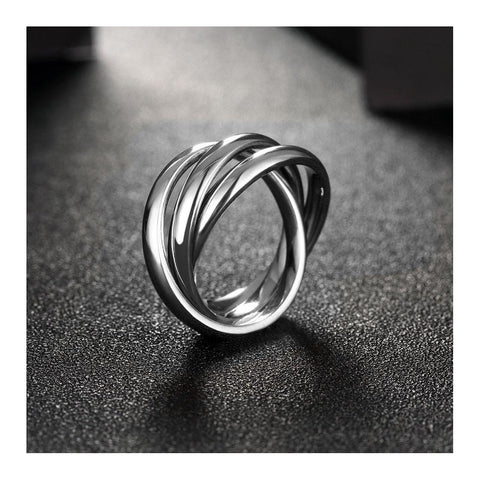 Intrinity Rolling Ring - spa-noir