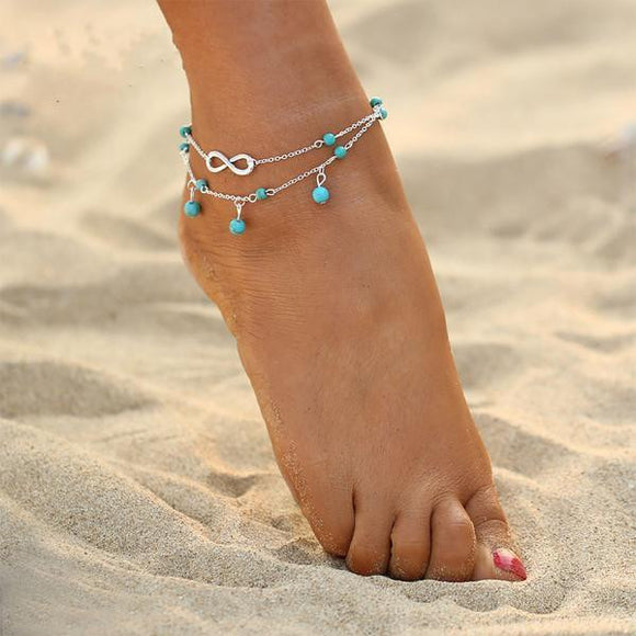 Beautiful Boho Anklets - Perfect For The Beach!!