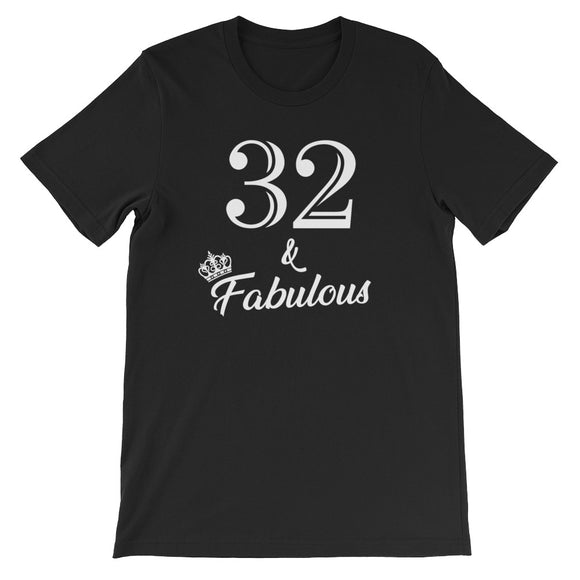 32 & Fabulous Birthday Party