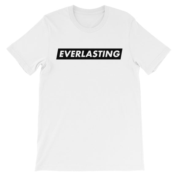 Everlasting Unisex short sleeve t-shirt
