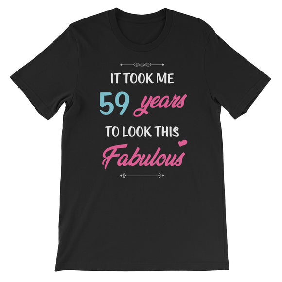 It Took Me 59 Years To Look This Fabulous Birthday