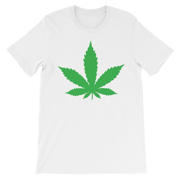 Weed Cannabis Unisex short sleeve t-shirt