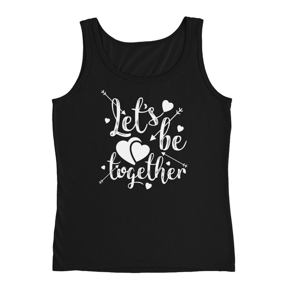 Let's Be Together Valentine's Day