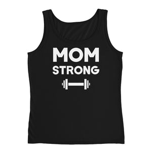 Funny Mom Strong Fitness