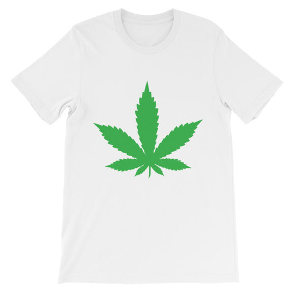 Cannabis Unisex short sleeve t-shirt