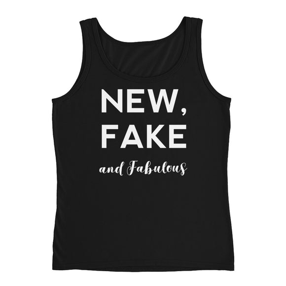 New, Fake And Fabulous