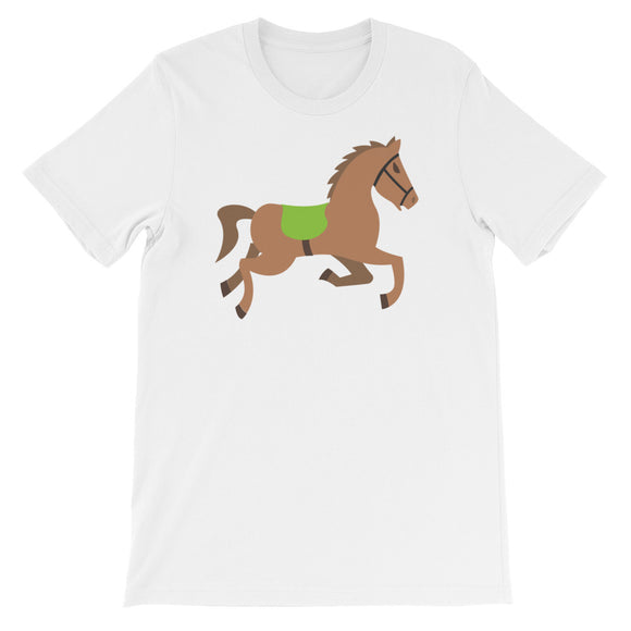 Horse Unisex short sleeve t-shirt