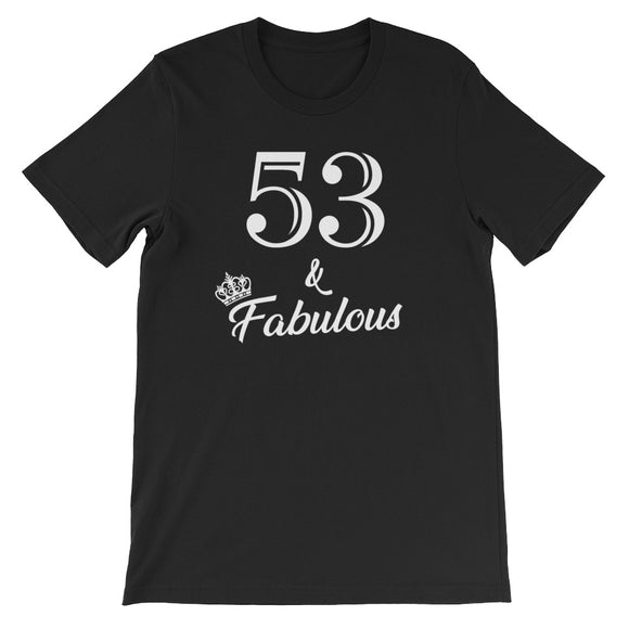 53 & Fabulous Birthday Party