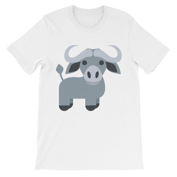 Ox Cow buffalo Unisex short sleeve t-shirt